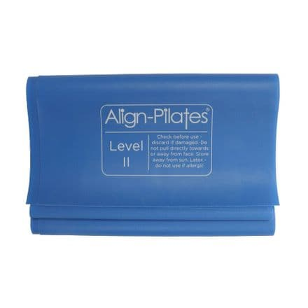 Fitness Mad Align Pilates Resistance Band Stage 2 Stretching Yoga